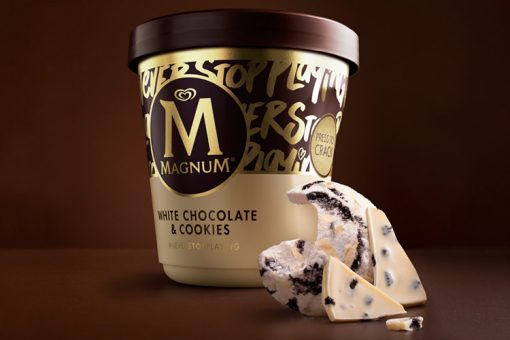 Magnum Tarrina Chocolate Blanco & Cookies (440ml) 1
